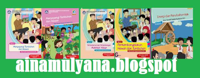 Keberadaan Buku Guru dan Buku Siswa dalam implementasi Kurikulum  BUKU SISWA DAN BUKU GURU KELAS 1 2 3 4 5 6 SD KURIKULUM 2013 REVISI 2018-2019