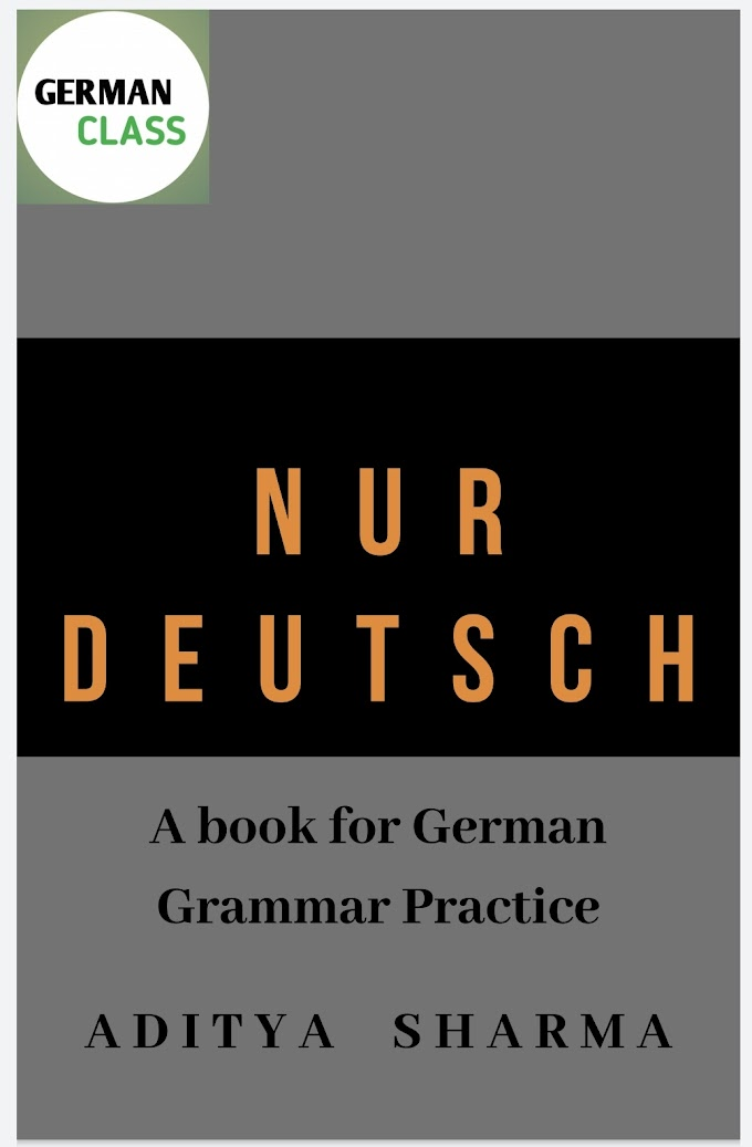 New German Book- NUR DEUTSCH