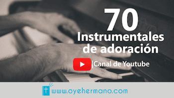 70 Instrumentales de adoración