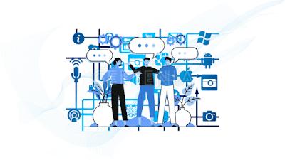 tiga cara internet mengubah dunia dan menciptakan kehidupan baru