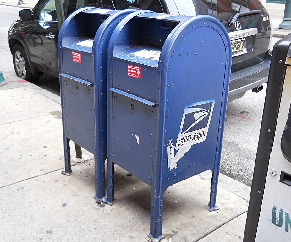My Street Mailbox Worry - Being Ron