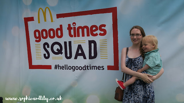 Good times squad poster backdrop