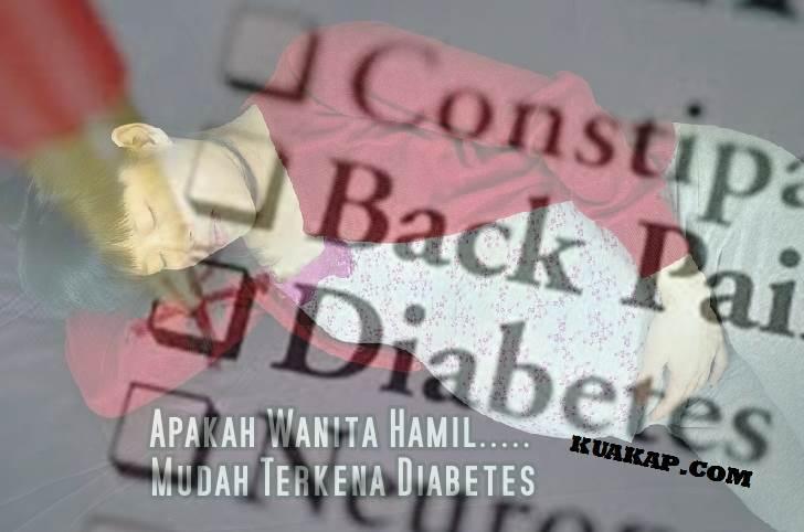 Apakah Wanita Atau Ibu Hamil Rentan / Mudah Terkena Diabetes ?