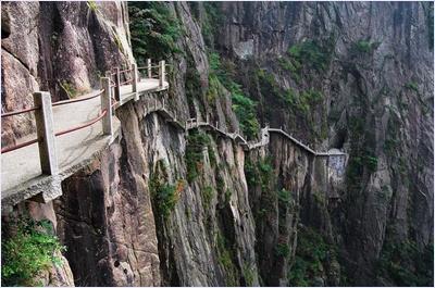 เขาหวงซาน (Mount Huangshan)