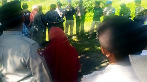 Juru Sita PN Pariaman Eksekusi Lahan 1,1 Hektar di Rawang