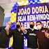Em evento com Doria, Ezequiel mostra força do PSDB no RN