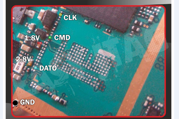 Samsung G355H dead boot repair emmc dump file download
