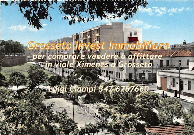 vendere o affittare appartamenti e fondi in Viale Ximenes - Agenzia Immobiliare Grosseto Invest