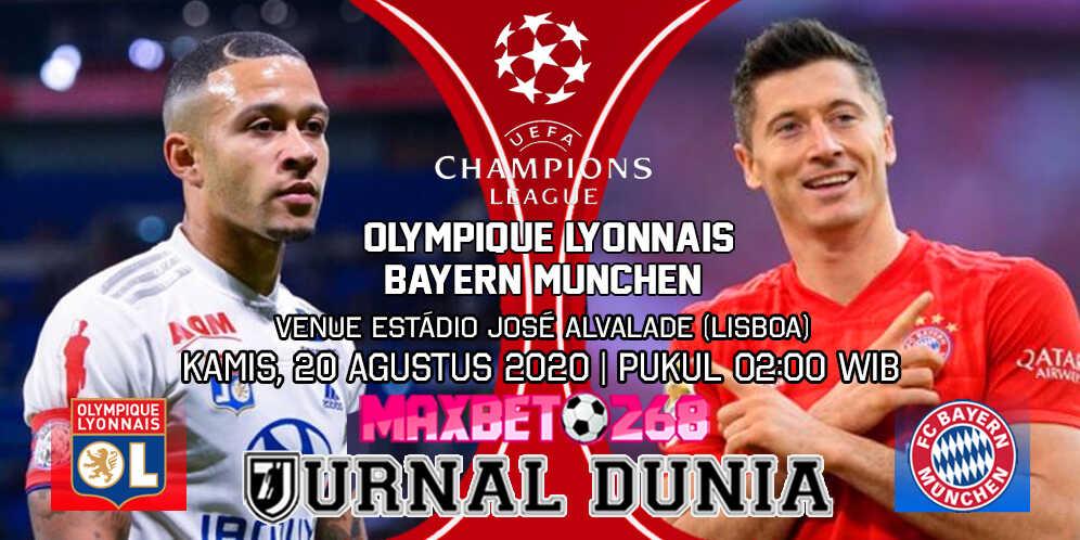 Prediksi Lyon vs Bayern Munchen