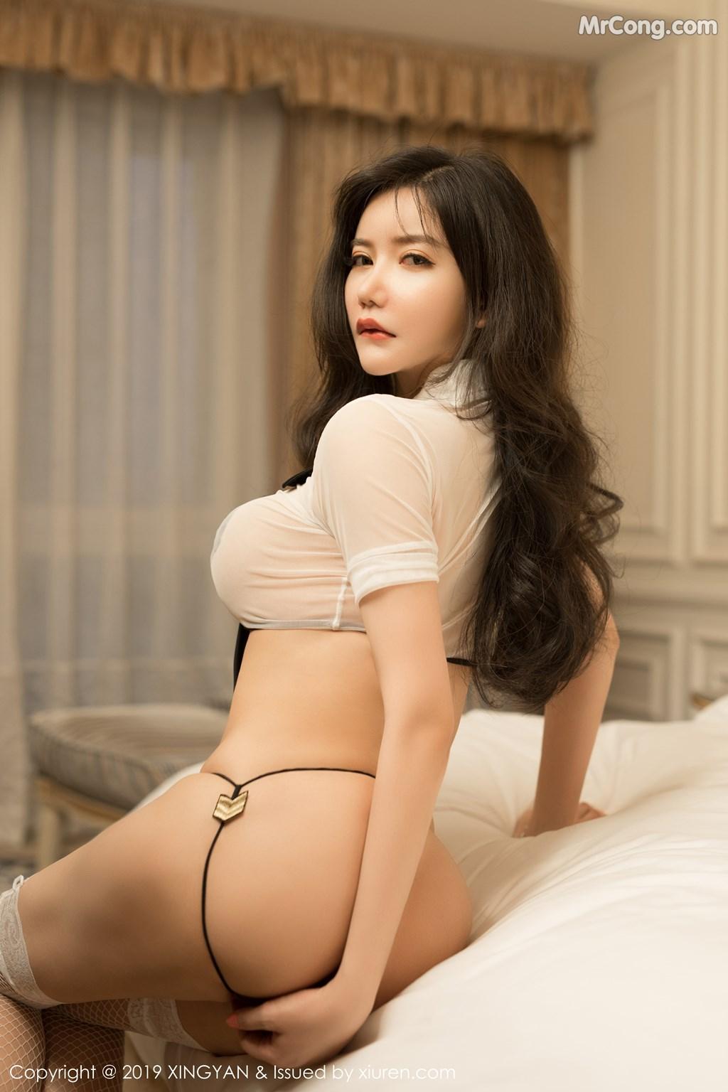 XingYan Vol.130: 心妍小公主 (39 ảnh)
