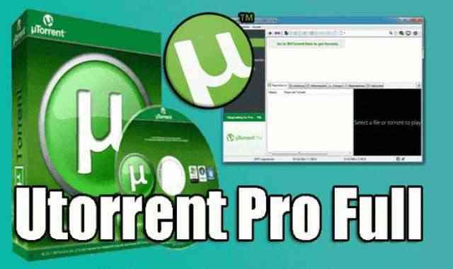 تحميل وتفعيل برنامج uTorrent Pro v3.5.5 Build 45966 عملاق تحميل ملفات التورنت اخر اصدار