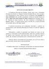 Chega a 16 o número de infectados pelo novo coronavírus em Elesbão Veloso.