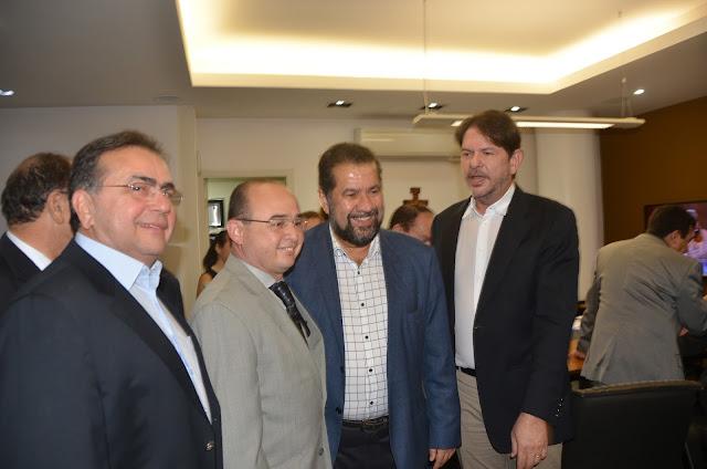 Resultado de imagem para Carlos Lupi, Ciro e CID