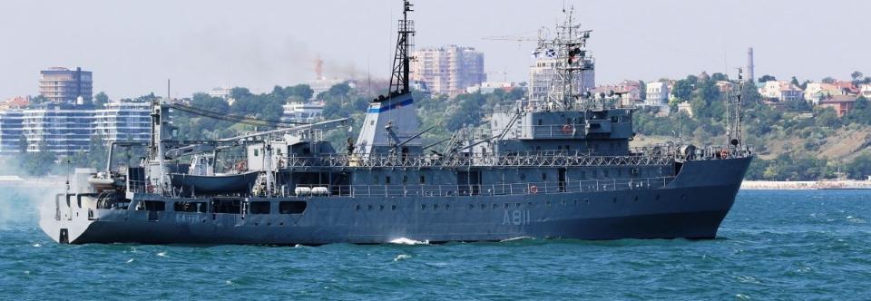 Два десятки кораблів і суден відремонтовано для ВМСУ