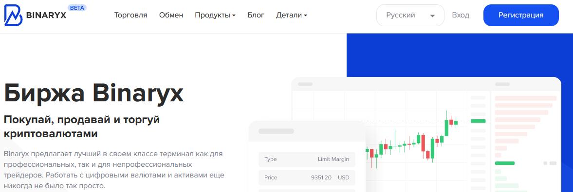 Мошеннический сайт binaryx.com/ru – Отзывы, развод. Компания Binaryx мошенники
