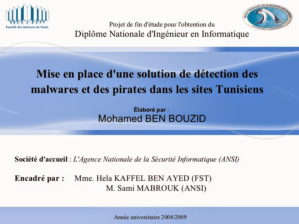 ppt  exemple de diaporama powerpoint pour soutenance  mise en place d u0026 39 une solution de d u00e9tection