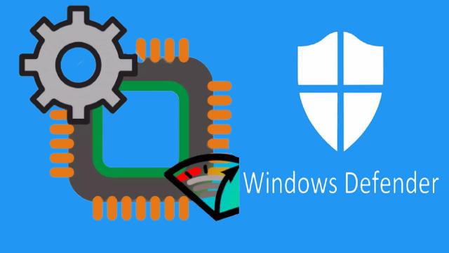 تقليل استهلاك وحدة المعالجة المركزية Microsoft Defender