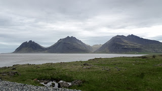 Lord of the rings in Iceland scenery