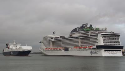 MSC Grandiosa - Cruise Ship - Malta Flag