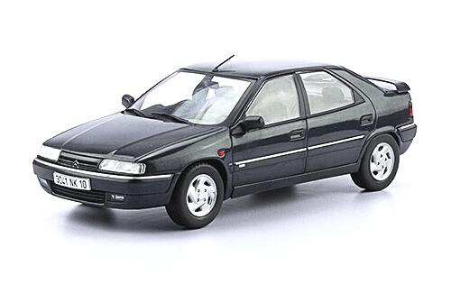 collection citroën 1/24a Citroën Xantia Activa 1:43