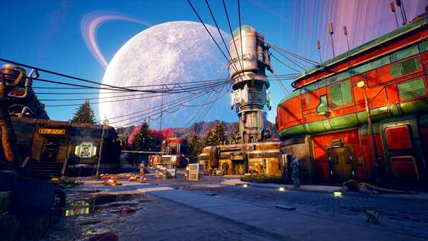 The Outer Worlds Free Download Torrent