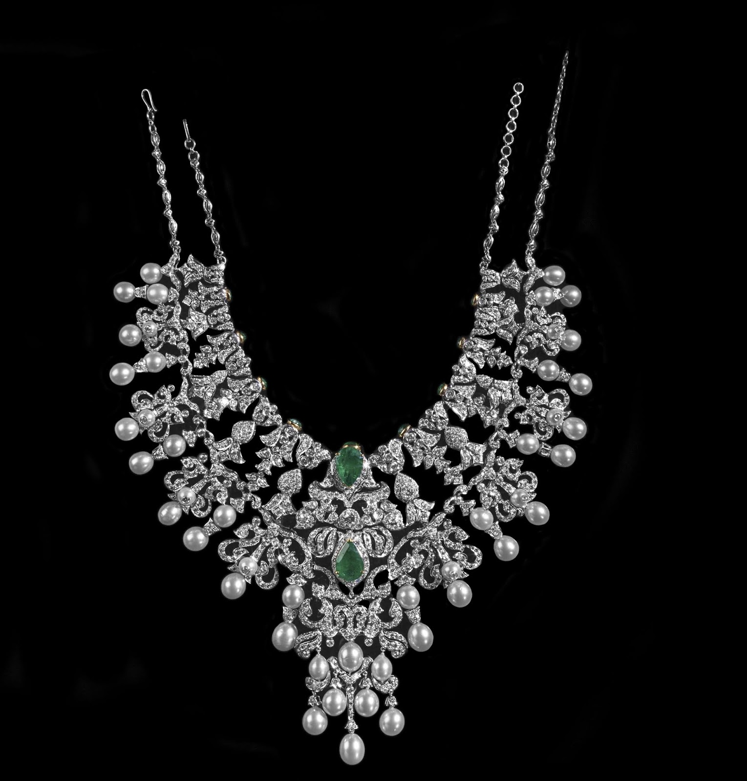 Diamond Necklace from Bridal Collection