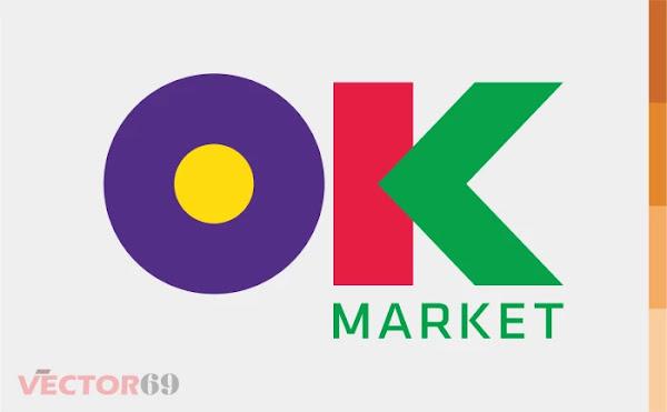 OK Market Logo - Download Vector File AI (Adobe Illustrator)