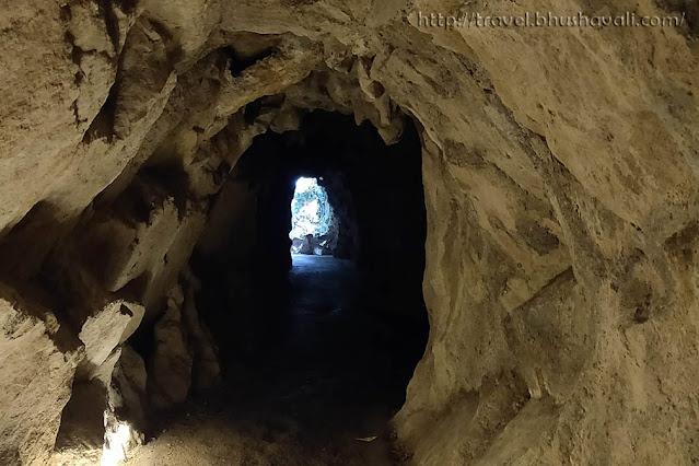 Quinta de Regaleira photos Underground tunnels