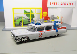Hot Wheels RLC Ghostbusters Ecto-1