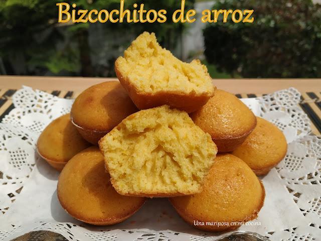 Bizcochitos De Arroz