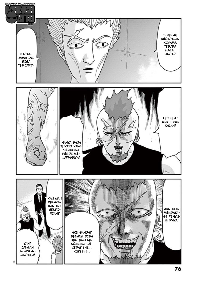 Mob Psycho 100 Chapter 38-7