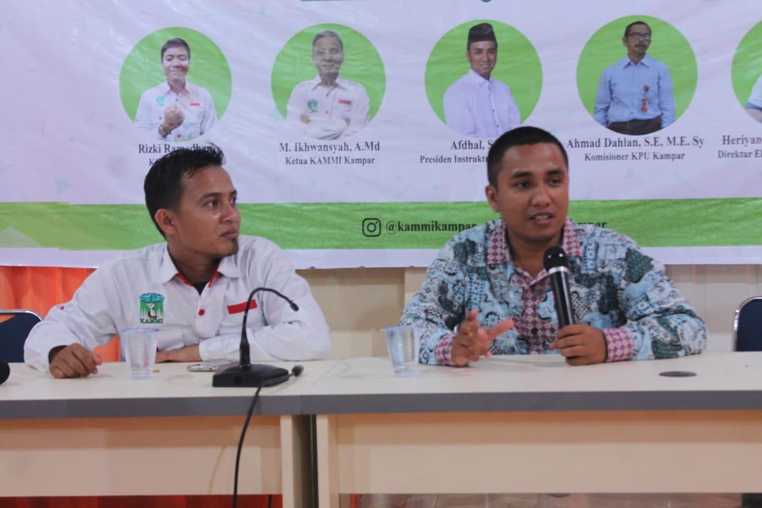 Hari Ini DPR Dilantik, Afdhal : Wakil Riau harus lantang perjuangkan kepentingan masyarakat