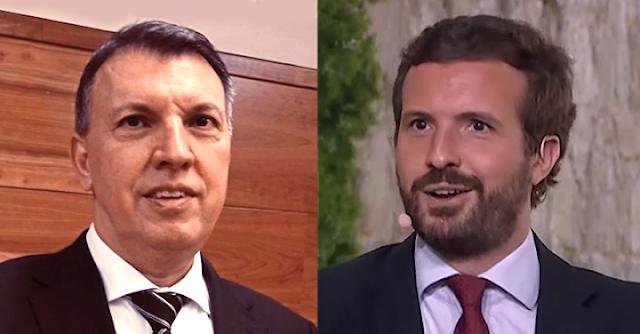 Joaquim Bosch y Pablo Casado