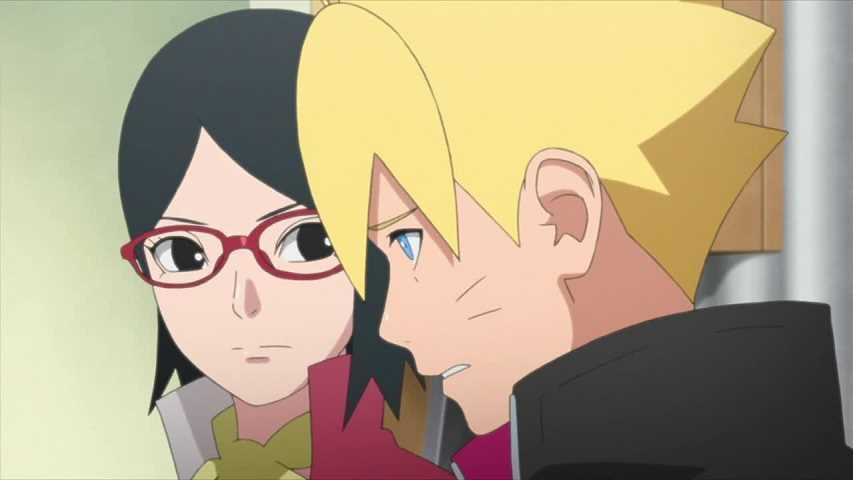 الحلقة الحادية عشر  11 من أنمي بوروتو: ناروتو الجيل القادم Boruto: Naruto Next Generations مترجمة