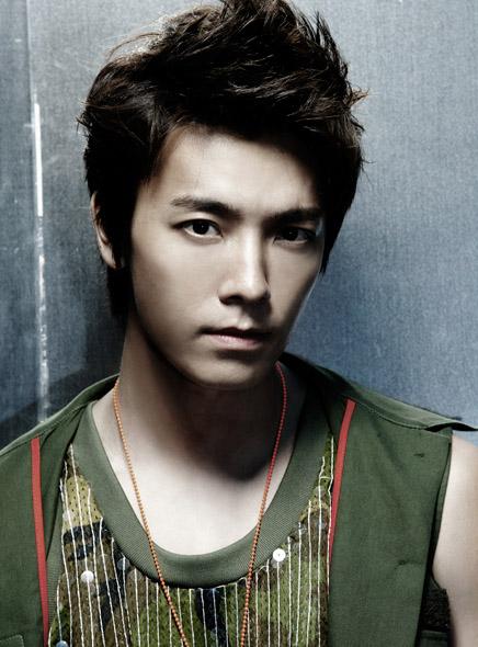 crazy cool korean hairstyle ryan