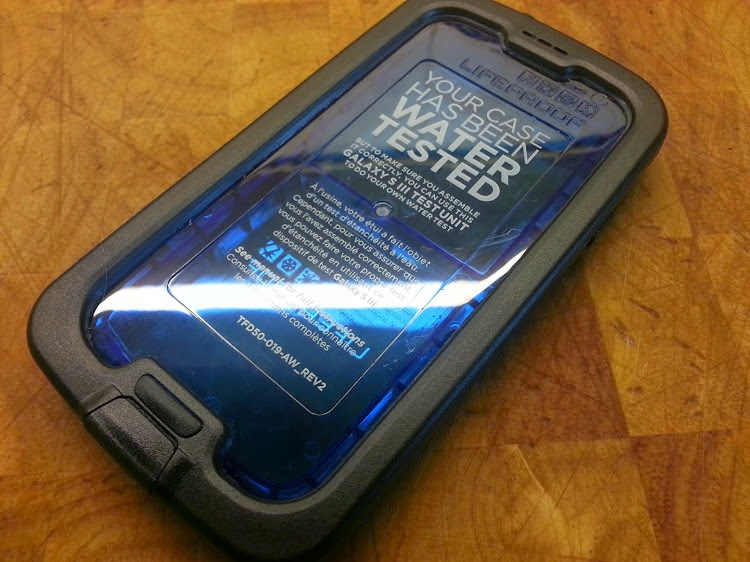 Lifeproof nuud phone case review waterproof test