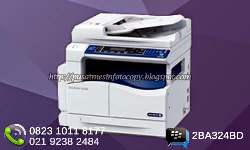 Mesin Fotocopy Fuji Xerox DocuCentre SC2022 Warna | Pusat Mesin Fotocopy
