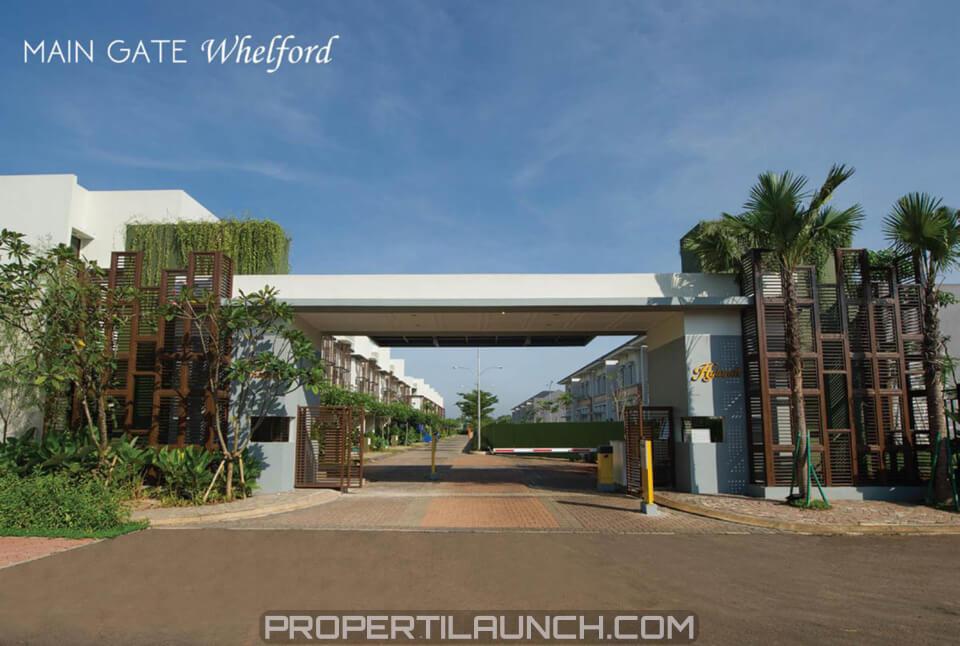 Main Gate Cluster Whelford Greenwich Park
