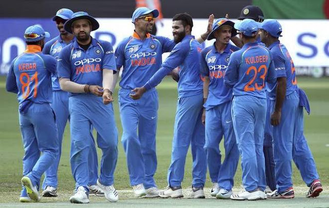 India In Asia Cup 2018 Final