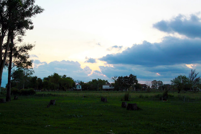 Paisaje de Gualeguay