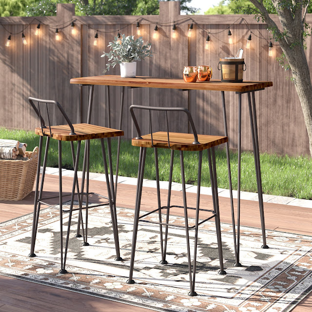 Patio Bar Sets for Entertaining 2020