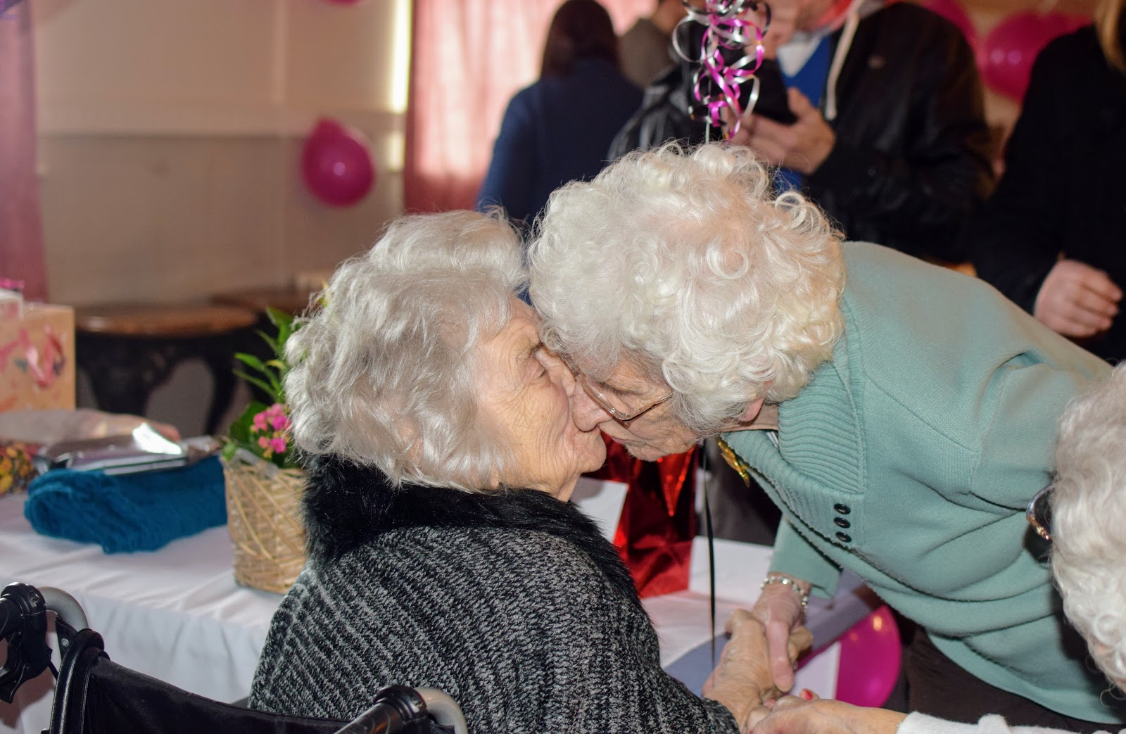 ", ""Great"" Nanny Critten's 90th Birthday Party"