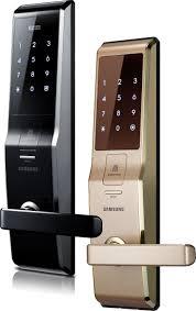 Công dụng của khóa điện tử vân tay Samsung