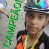 Ciclista amargosense foi campeão de campeonato em Poções