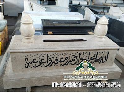 Makam Batu Marmer Islam