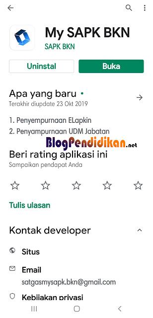 Cara Cek Profil PNS di Aplikasi MySAPK BKN