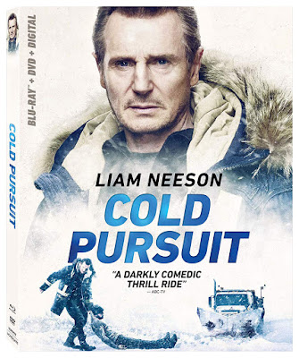 Cold Pursuit Blu Ray