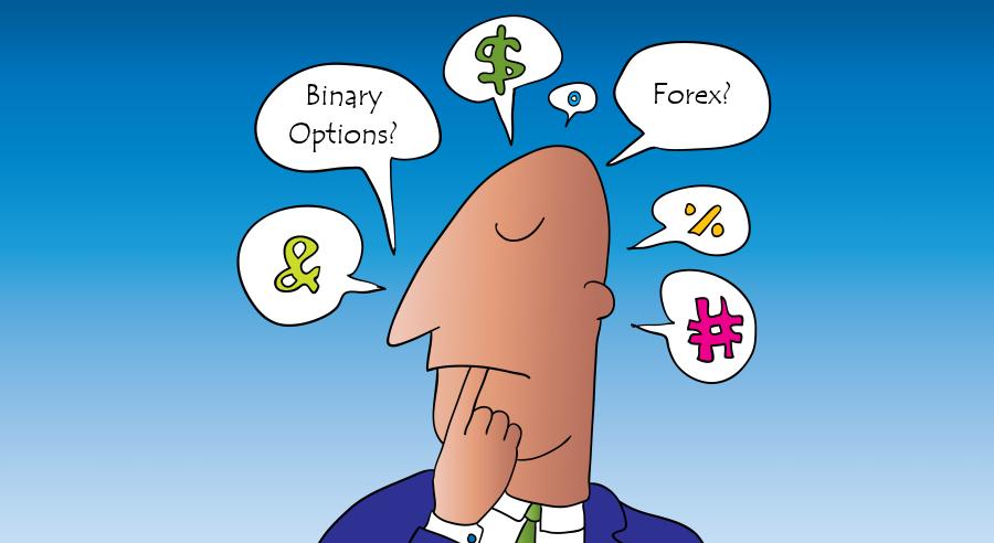 Opciones binarias divisas