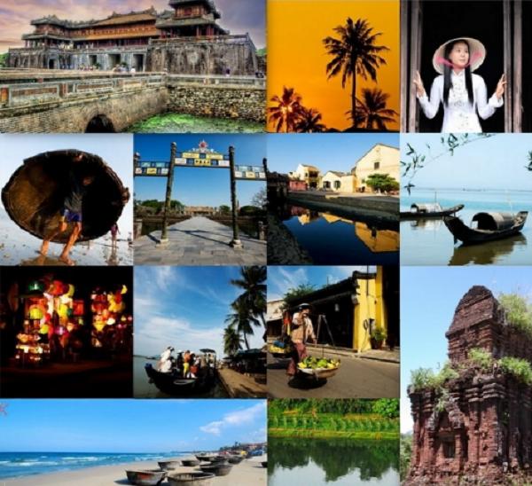 Chương trình du lịch Di Sản Miền Trung