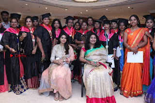 Actress Sneha Pos at V Care Graduation Ceremony  0049.jpg